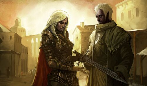 Drow The Forgotten Realms Wiki Books Races Classes