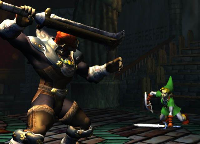 File:Link vs. Ganondorf (Space World 2000).png