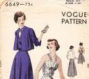 Vogue 6649