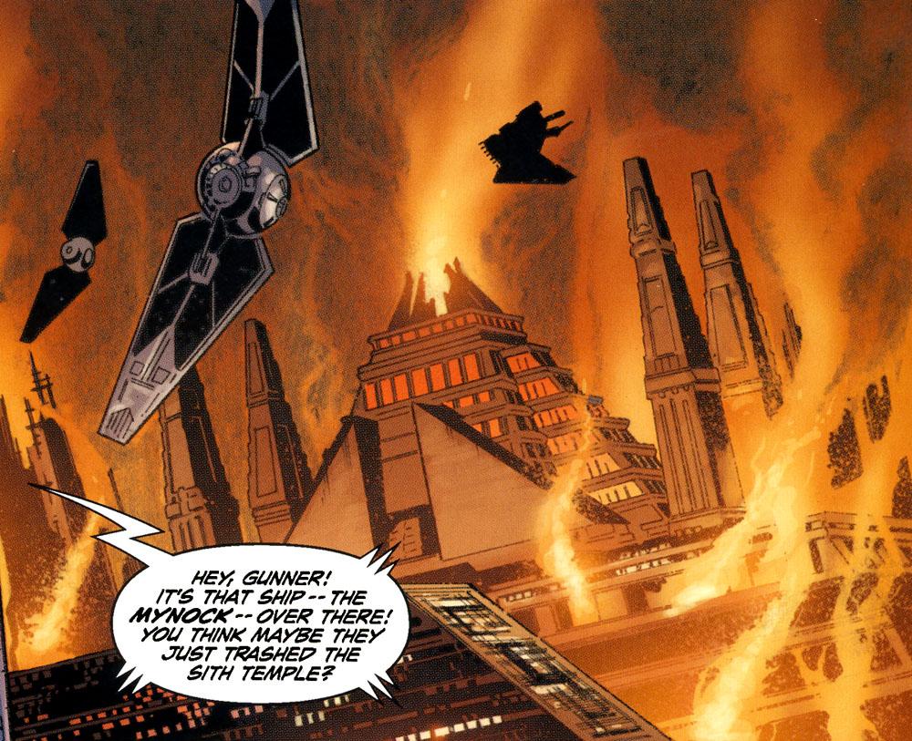 Episode Viii The Hidden Lord Part 1 Star Wars Reign Of