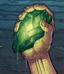 Πράσινο Kryptonite