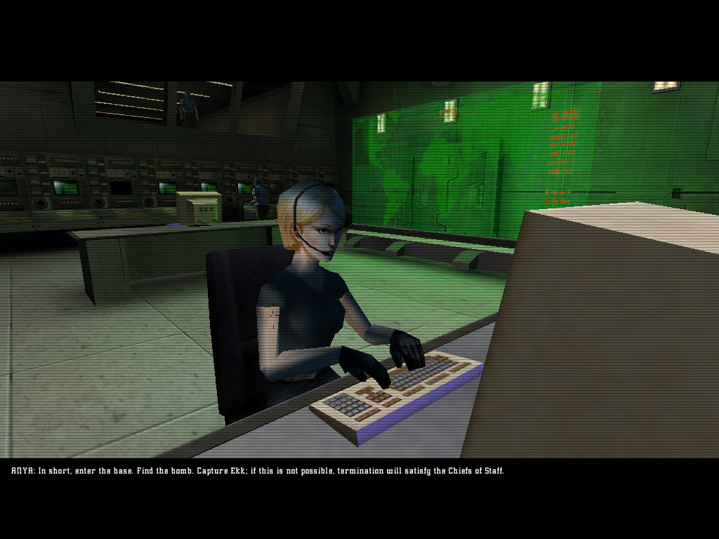 Rebecca Anya - The Project IGI Wiki