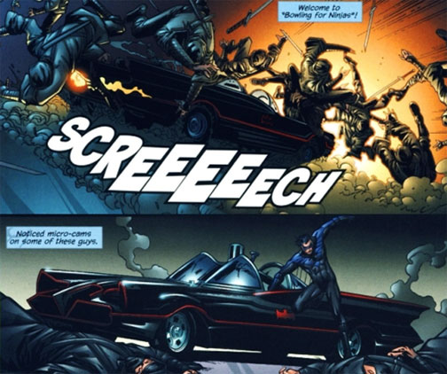batmobile batman wiki
