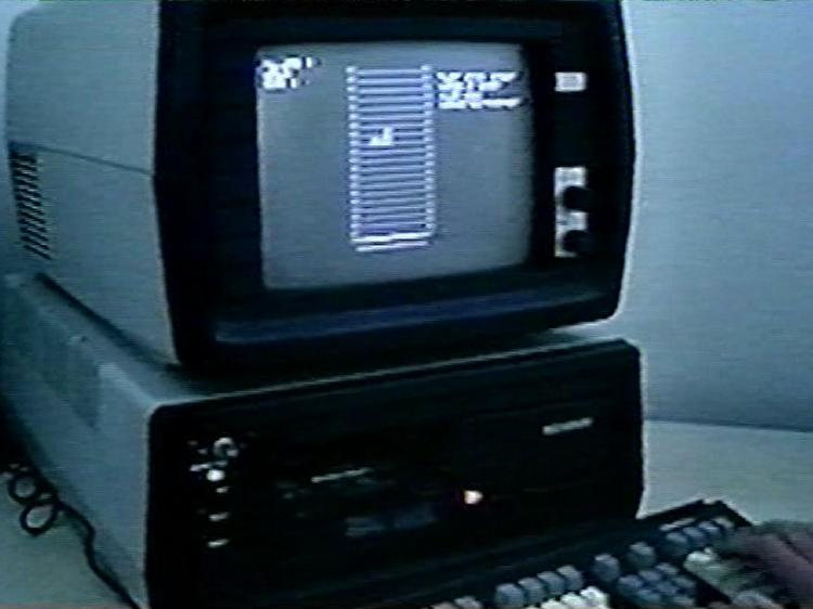juego computadora tetris: