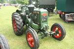 Marshall tractor no 1315 type M med winch reg CFU 661 at Newby 09 - IMG 2542