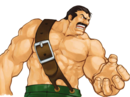 Mike Haggar (Capcom Fighting All-Stars).png