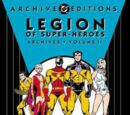 Legion of Super-Heroes Archives Vol. 11 (Collected)