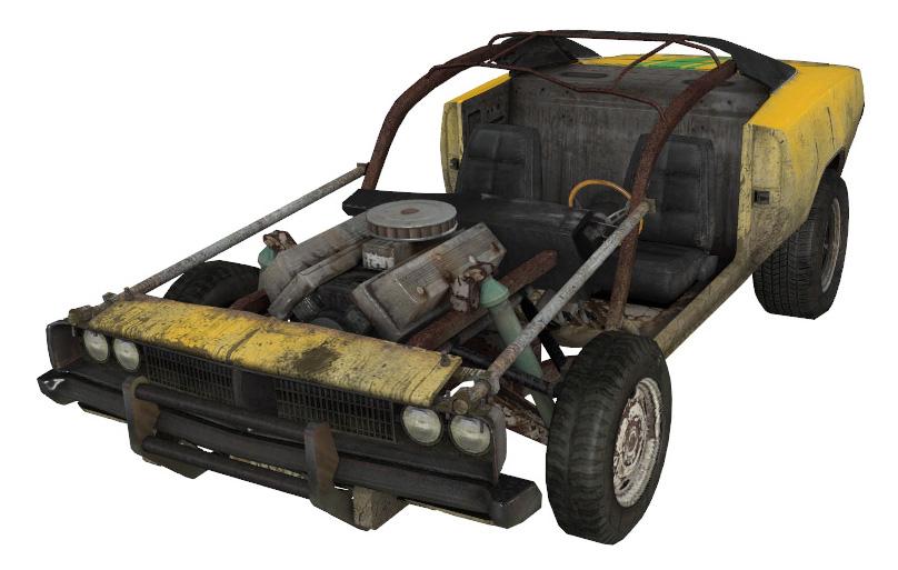 Half Life  Car Mods