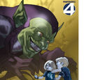Dark Reign: Fantastic Four Vol 1 4