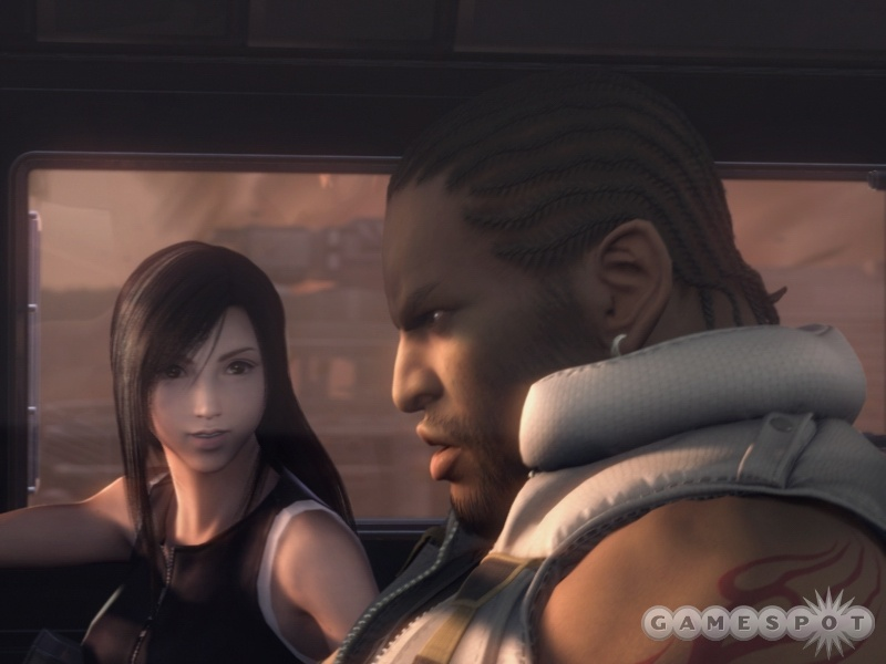 dating barrett ff7 Final fantasy vii remake is striving barrett since i'm a gay guy but tifa was such a sweet heart and she had good chemistry with cloud so i ended up with dating.