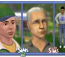 Sims who died of old age