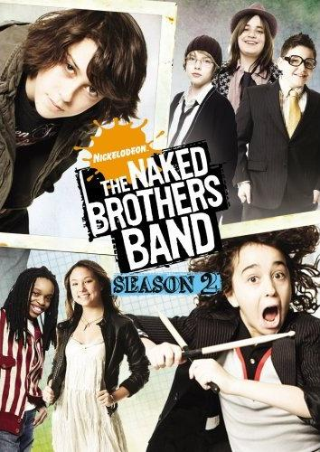 Nickelodeon the naked brothers band