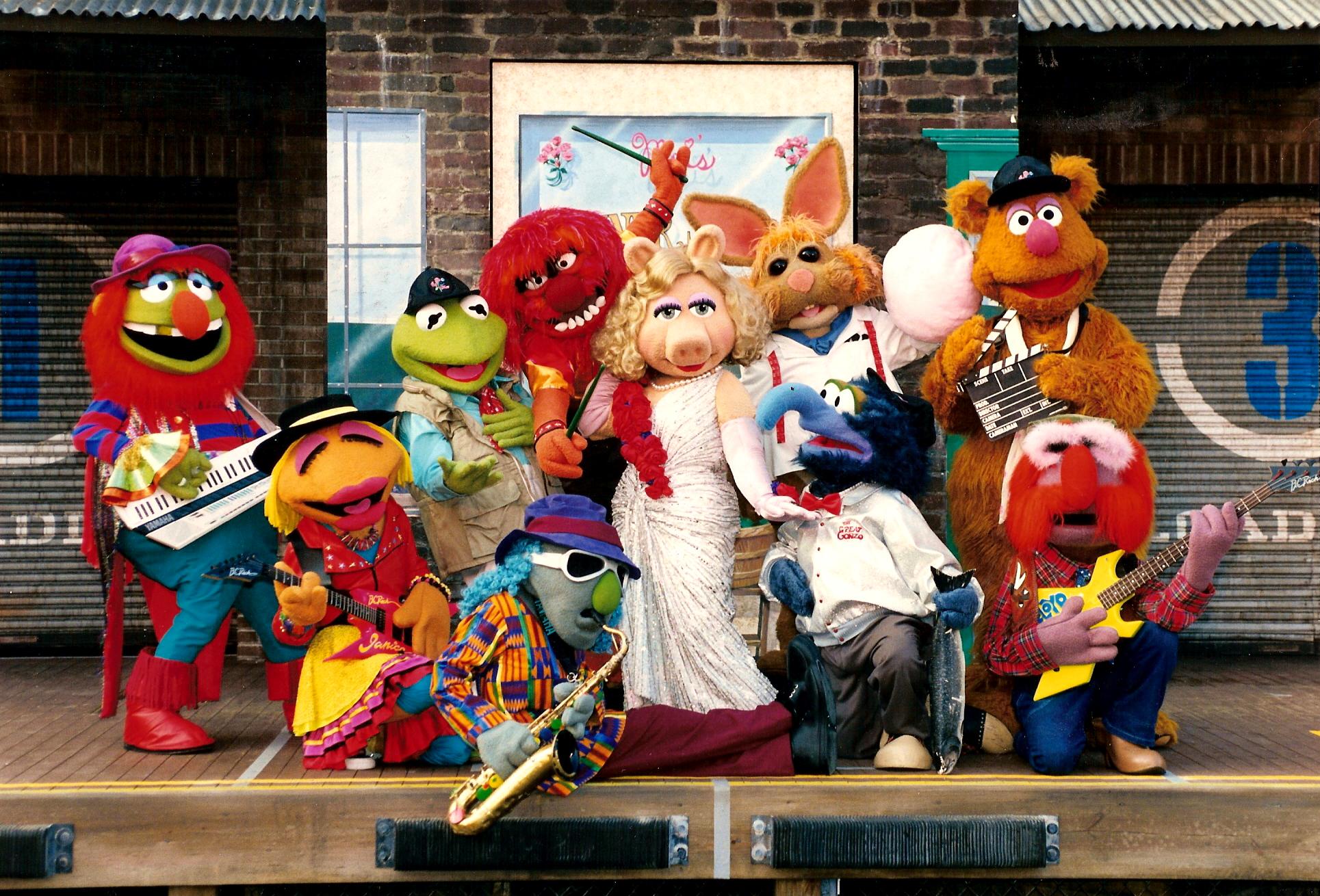 1991 Muppet Wiki