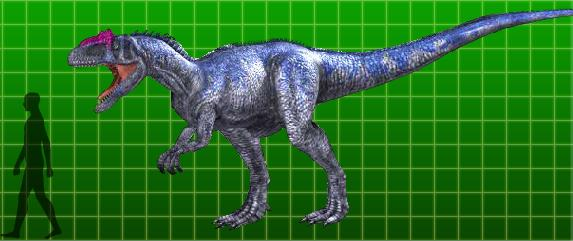 Allosaurus/fragilis - ...