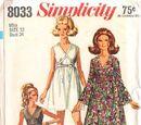 Simplicity 8033