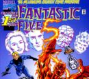 Fantastic Five Vol 1 1