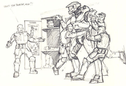 Image Result For Halo Combat Evolved Anniversary Maps