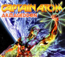 Captain Atom: Armageddon/Covers