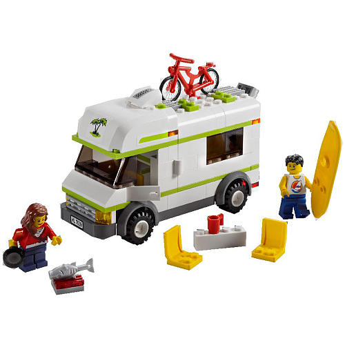 7639 camper brickipedia the lego wiki. Black Bedroom Furniture Sets. Home Design Ideas
