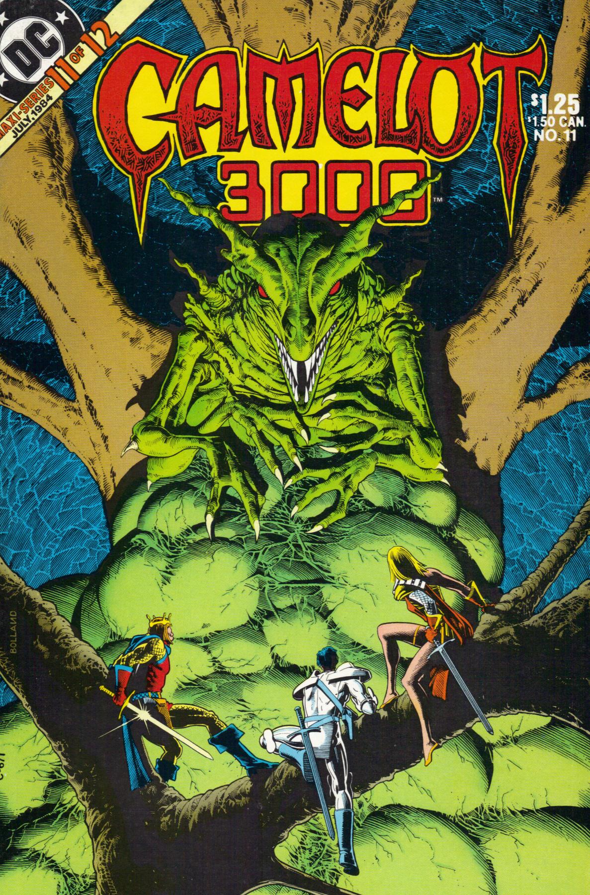 Camelot 3000 Vol 1 11 Dc Comics Database