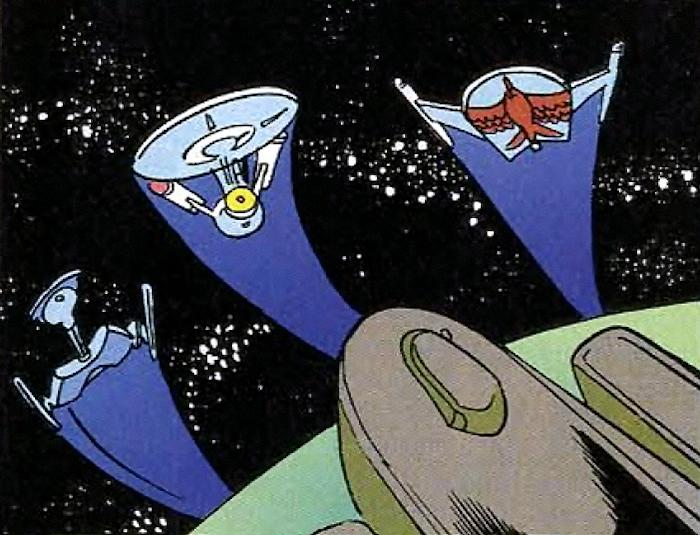 Federation-Klingon Cold War - Memory Beta, non-canon Star ...