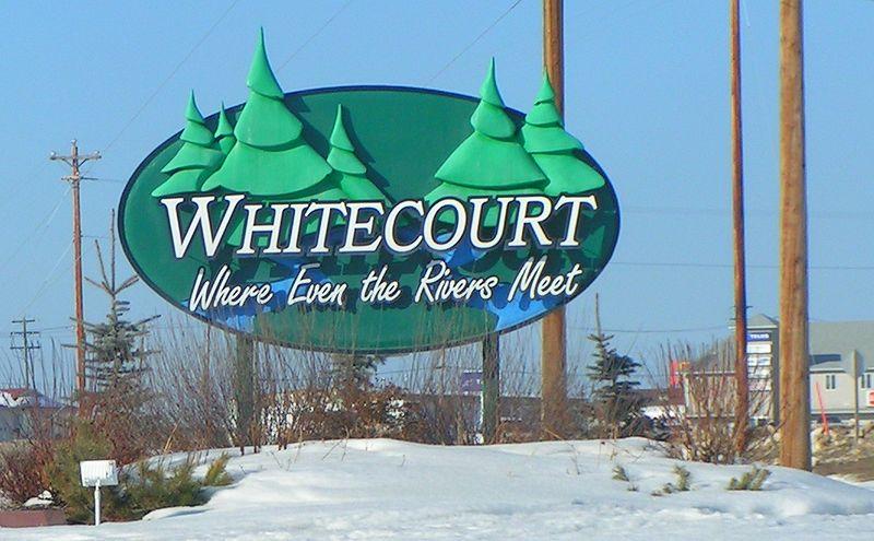 Where Is Whitecourt