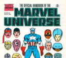 Official Handbook of the Marvel Universe Master Edition Vol 1 2