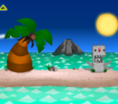 Sand Island Interactions