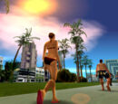 Vice City Beach