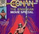 Conan the Barbarian Movie Special Vol 1 1