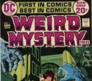 Weird Mystery Tales/Covers