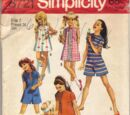 Simplicity 8721
