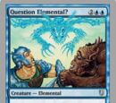 Question Elemental?