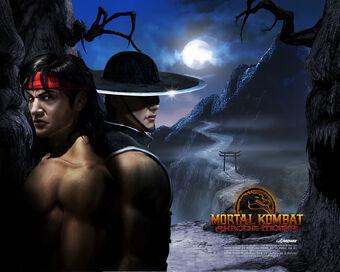 Mortal kombat SM