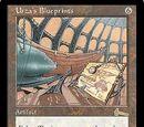 Urza's Blueprints