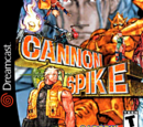 Cannon Spike Images