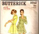 Butterick 5712
