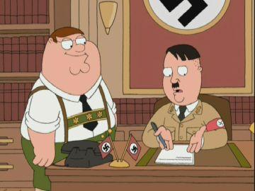 Adolf Hitler - Family Guy Wiki Quagmire And Meg