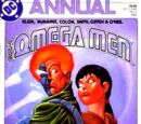 Omega Men Annual Vol 1 2