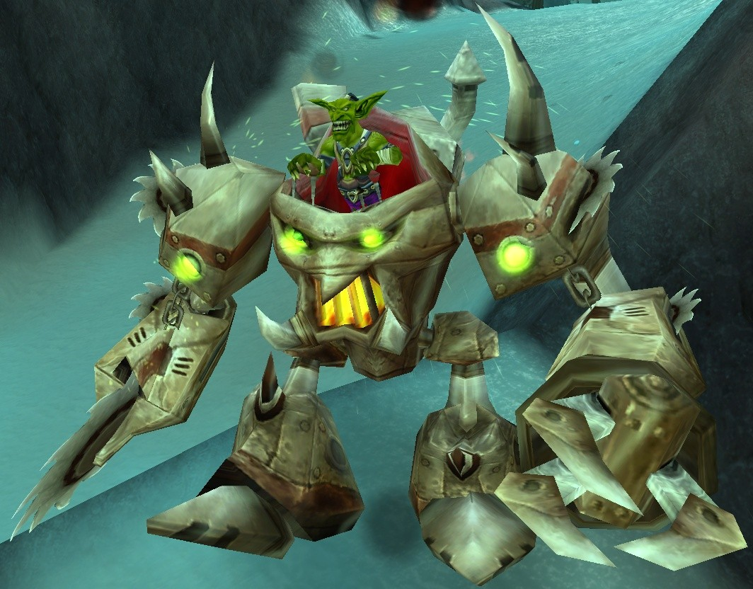 Shredder - WoWWiki - Your guide to the World of Warcraft