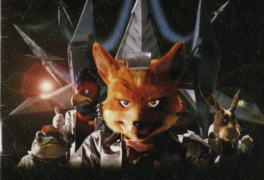 Star Fox Black Hole - Pics about space