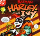 Batman: Harley and Ivy/Covers