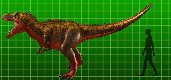 Siamotyrannus - Dinosaur King