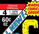 Conan the Barbarian Annual Vol 1 4/Images