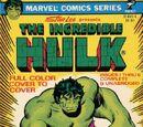 Pocket Book Series Vol 1 Incredible Hulk 1