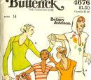 Butterick 4676 A