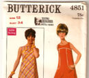 Butterick 4851
