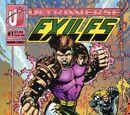 Ultraverse Exiles Vol 1