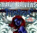Marvel Previews Vol 1