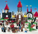 9376 LEGO Dacta Castle Set